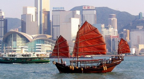 Last Authentic Chinese Sailing Junk – the Duk Ling