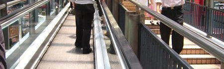 "Escalator Courtesy in Hong Kong – ""Left Walk, Right Stand"""