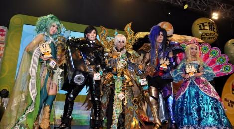 Ani-Com & Games Hong Kong 2012